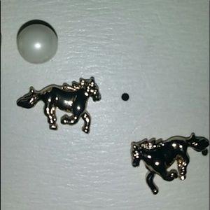 Jewelry - Ralph Lauren Earrings 2 Pairs #2801-16
